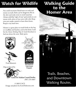 Homer walking trails